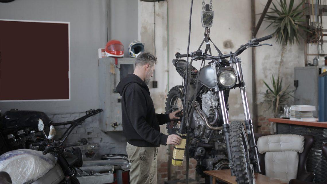 Quand remplacer la suspension de sa moto ?