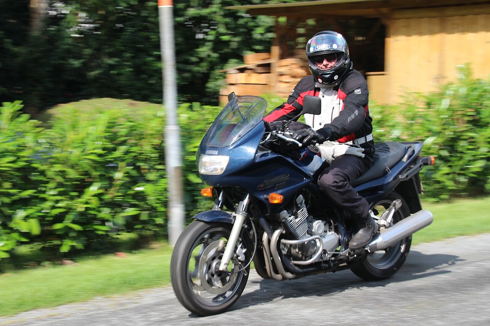 Des équipements de sécurité pour les conducteurs de moto