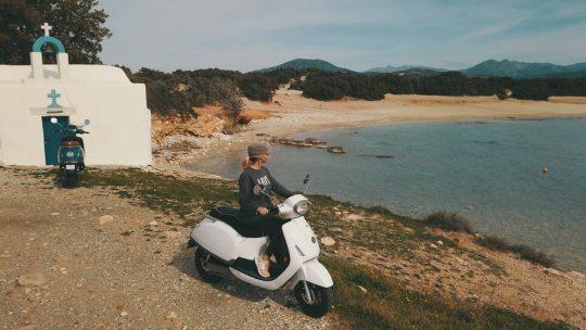 Quel est le niveau de sécurité d'un scooter électrique ?